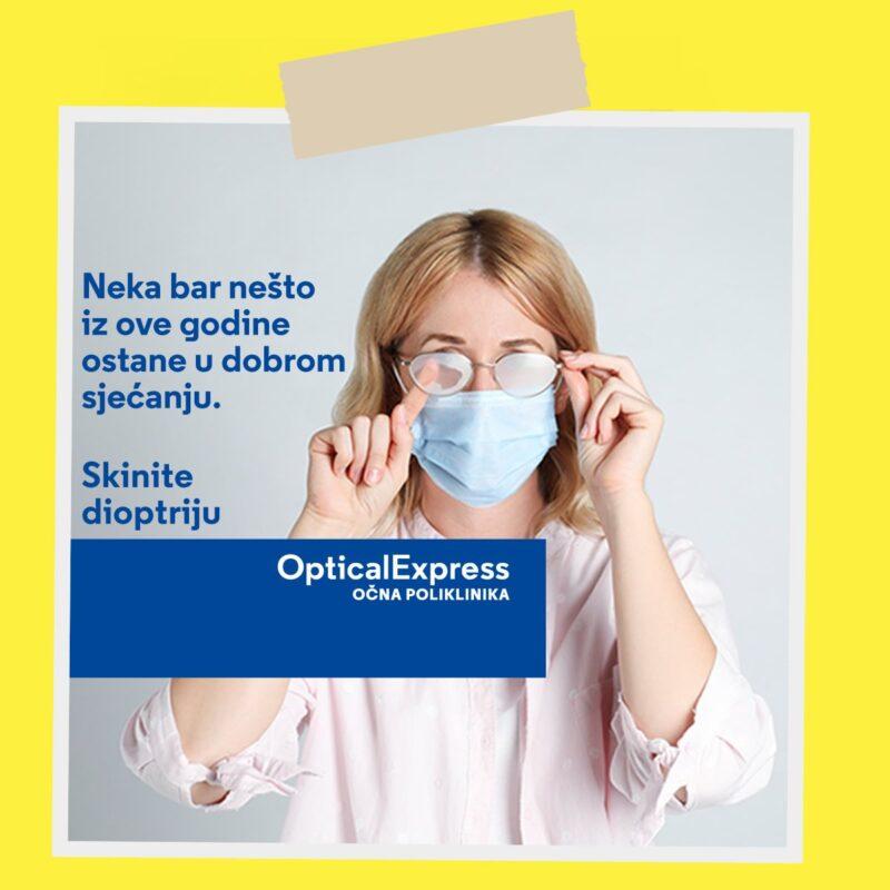 Copywriting Optical Express