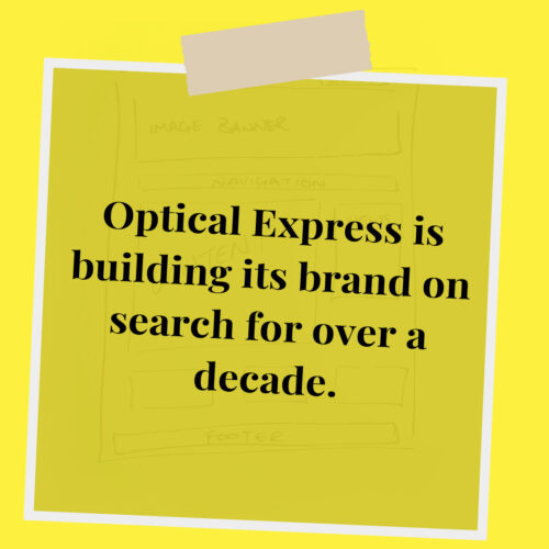 AdWords Optical Express