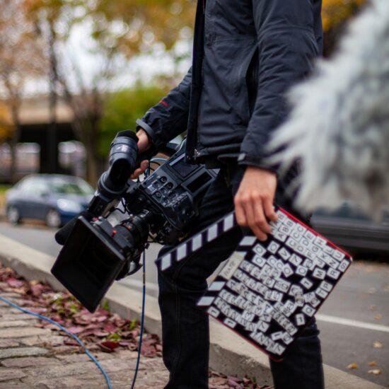 Video production Morgan Grey